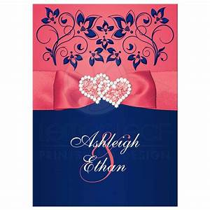 navy blue wedding invitations marina gallery fine art With cheap navy wedding invitations uk