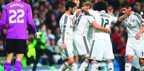 Rayo Vallecano pone a prueba al Madrid