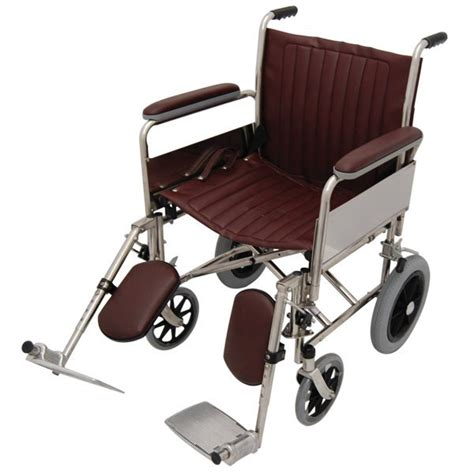 20 wide non magnetic mri transfer chair with removable