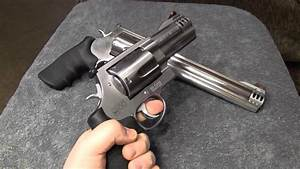 The King Of Revolvers  500 Magnum
