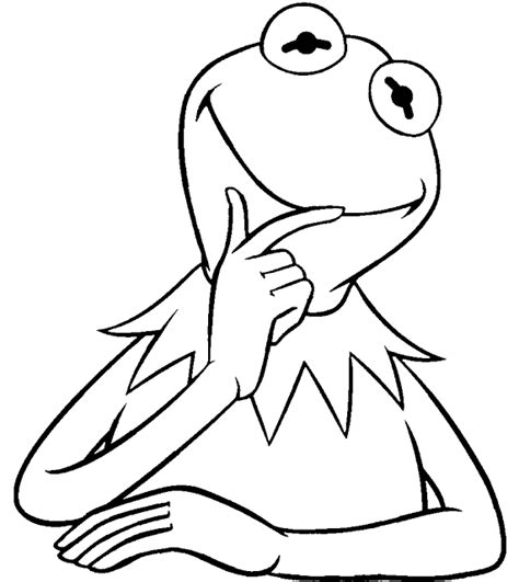 Jim Hensons Muppet Babies Coloring Pages Learny Kids