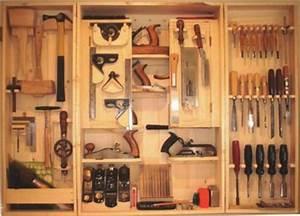 Resources for designing a custom tool cabinet - Unclutterer