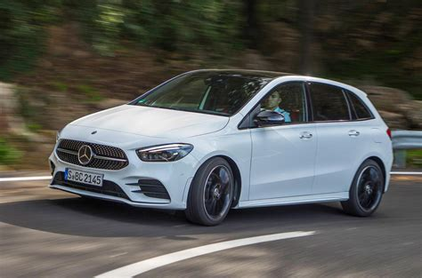 Review Mercedes B Class by Mercedes B Class Review 2019 Autocar