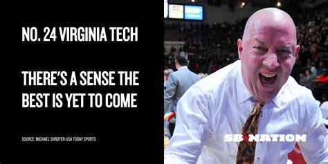 Virginia Tech Memes - buzz williams has virginia tech ready to dance again sbnation com