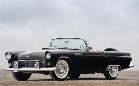 1 1956 Ford Thunderbird Hd Wallpapers