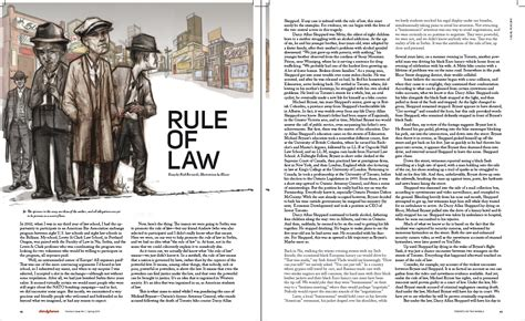 dandyarchive rule  law dandyhorse magazine