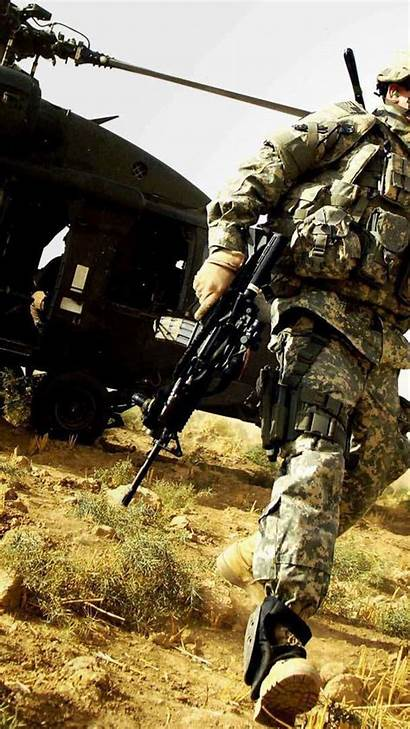 Army Wallpapers Iphone 4k Military Soldier Infantry