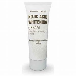 Best kojic acid cream - Kojic Acid