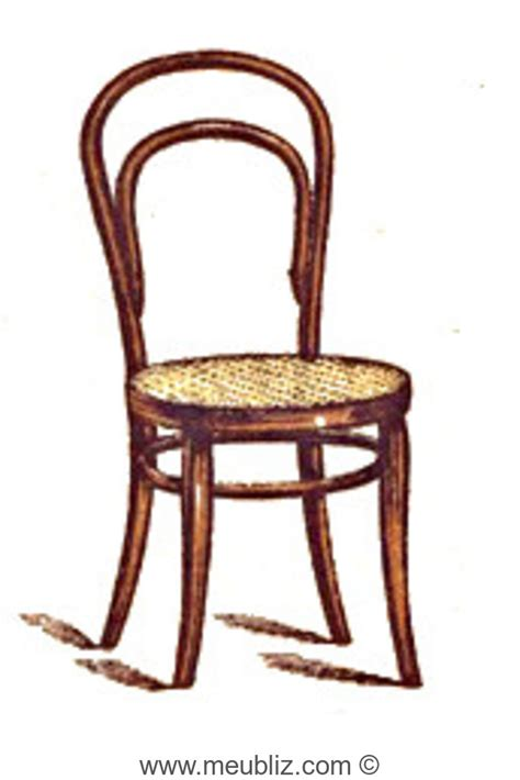 Chaise N°14  Par Michael Thonet