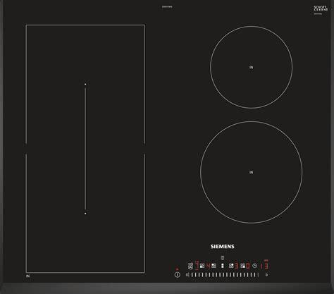 Piani Cottura Ad Induzione - piano cottura ad induzione siemens ed651fsb1e bbmshop