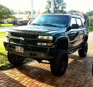 My 2002 Chevy Z71 Tahoe On 35s