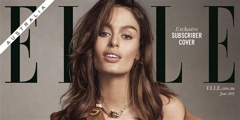 Will Nicole Trunfio Breastfeeding Son On Front Cover Of