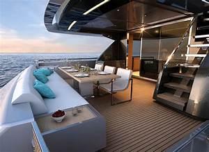 Yacht De Luxe Interieur : new riva corsaro ita yachts canada ita yachts canada ~ Dallasstarsshop.com Idées de Décoration