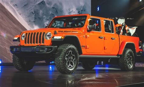 jeep gladiator jt diesel release date price