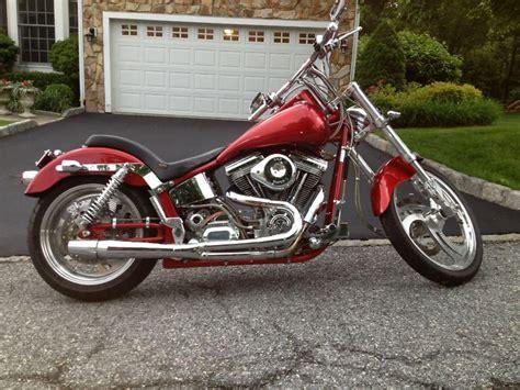 Buy 2000 Titan Gecko Rm Custom Motorcycle, S&s 113