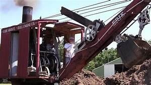 Erie Type A Steam Shovel - YouTube