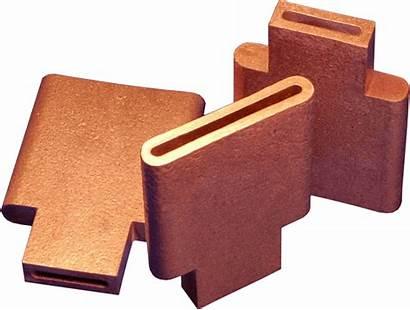 Mold Permanent Casting Copper Alloy Materials Cast