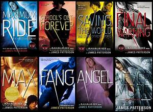 Overall thoughts after reading the Maximum Ride series ...