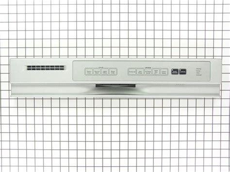 dishwasher kenmore flashing lights control panel reset whirlpool lock