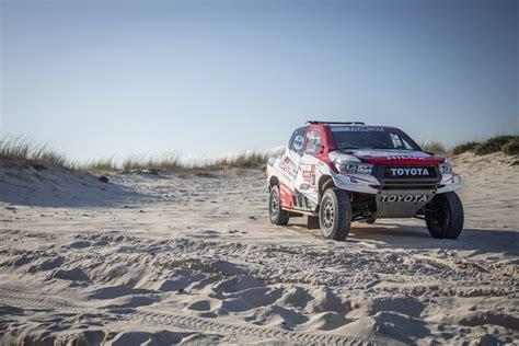 2019 Toyota Dakar by Estas Las Novedades Toyota Hilux Dakar 2019