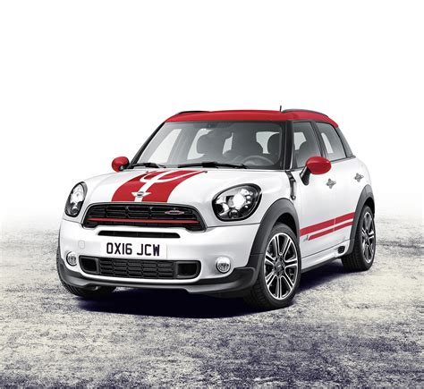 Mini Cooper Countryman Backgrounds by 2018 Mini Countryman Cooper Works Unveiled Pictures