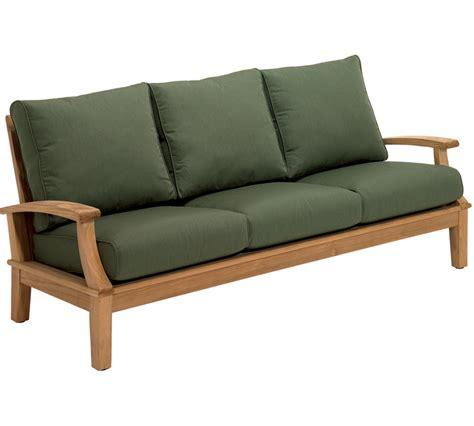 cushions   fit gloster teak ventura sofa replacement