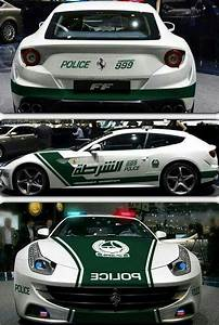 Check this out...the Dubai Police Fleet addition - Ferrari ...