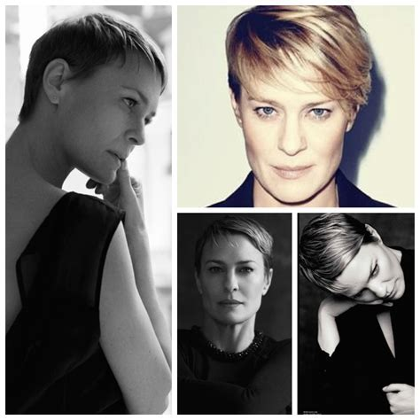 Robin Wright?s Devious Pixie   StyleNoted