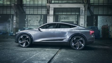 Audi e-tron Sportback concept > tron > Audi Polska ...
