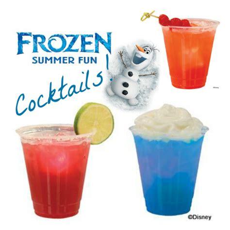 frozen cocktails have a quot frozen quot cocktail at disney s hollywood studios an open suitcase