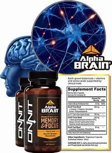 Alpha Brain Review - Real  U0026quot Limitless Pill U0026quot  For Sale  Smart Brain Supplements Reviews