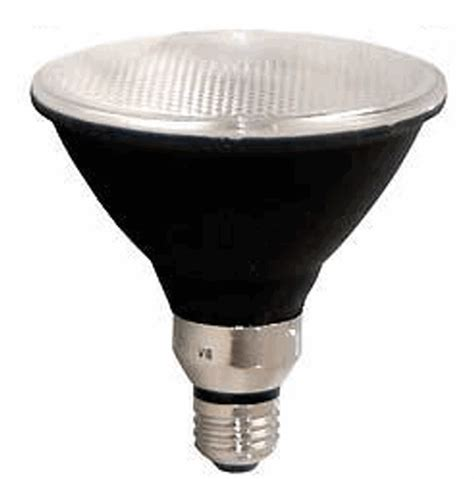 90 watt par38 black back flood light bulbs par38 black