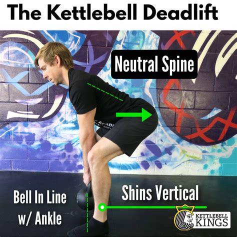 kettlebell flash cards deadlift stretch movement
