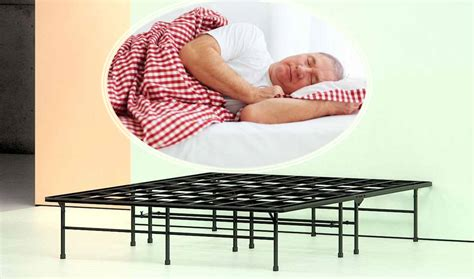 top rated   bed frames  heavy person reviews