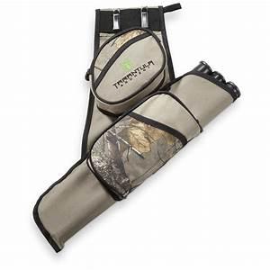 SOP® 3-tube Hip Quiver, Camo - 211642, Quivers at ...