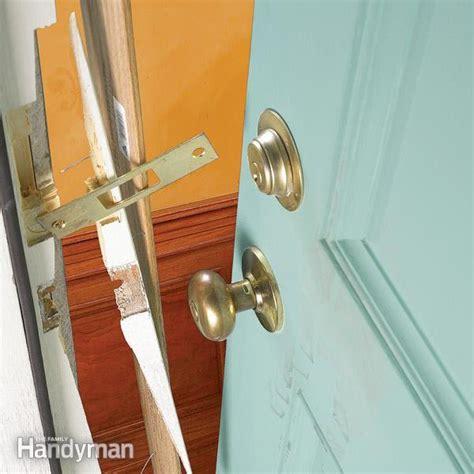 how to secure a door from being kicked in how to reinforce doors entry door and lock reinforcements