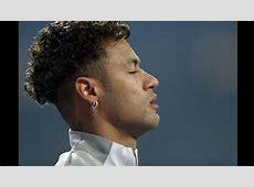 Real Madrid vs PSG Neymar estrenó nuevo 'look' en el