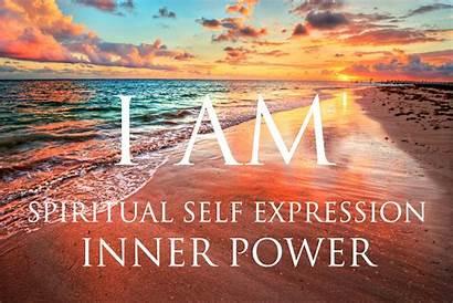Spiritual Self Affirmations Power Am Inner Expression