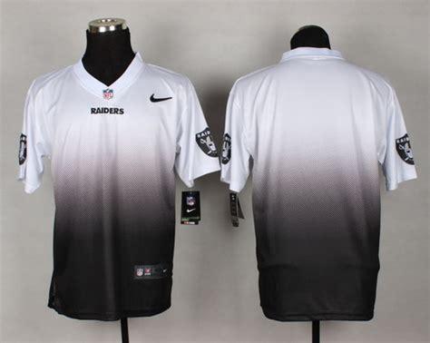 Nike Oakland Raiders #4 Derek Carr Drift Fashion Gray