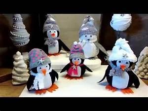 Aus Socken Basteln : diy pinguin aus socken basteln youtube ~ Watch28wear.com Haus und Dekorationen