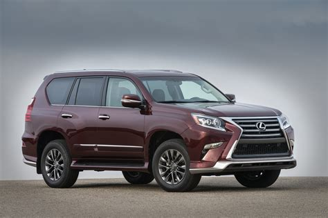 red lexus 2018 2018 lexus gx review ratings specs prices and photos