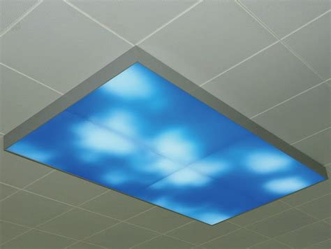 Light Panels by Led Panel Light Moving Sky Led Lighting Panel By Neonny