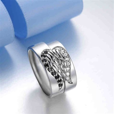 925 Silver Angel Wings Creative Engraved Couple Rings. Melania Trump's Engagement Rings. Herkimer Diamond Rings. Wired Rings. Olivine Engagement Rings. Gitanjali Wedding Rings. Pure Silver Engagement Rings. Glitter Wedding Rings. Ila Engagement Rings