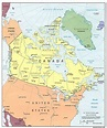 Canada Maps - Perry-Castañeda Map Collection - UT Library ...