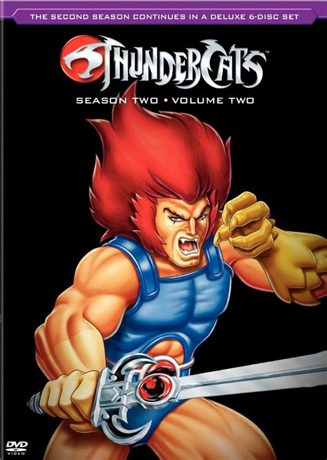 season  volume  dvd thundercats wiki fandom powered