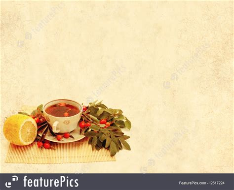 templates herbal tea stock image   featurepics
