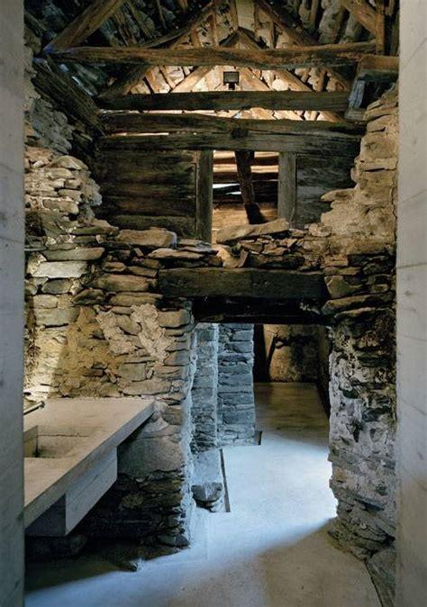 years  structure hides underground modern stone house