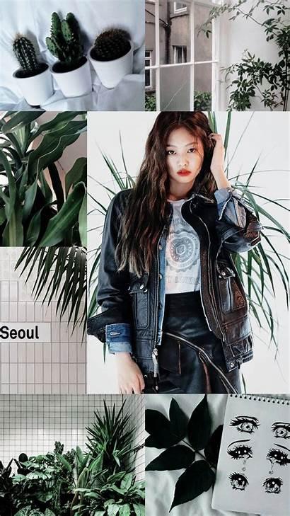 Blackpink Jennie Aesthetic Lisa Wallpapers Fondos Kpop