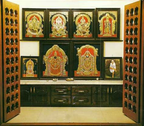 pooja room in kitchen designs pooja room designs pooja room and rangoli designs 7522