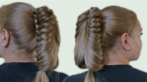 beautiful hairstyle   ponytail  long hair video